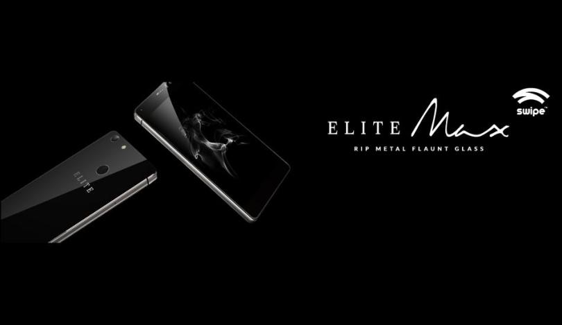 Swipe Elite Max launched In India At 10999INR