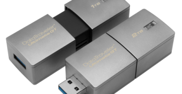 Kingston Announced DataTraveler Ultimate GT 2TB Pocket Flash Drive At CES 2017