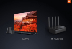 Hugo Barra Introduced Mi TV 4 And Mi Router HD With 8TB Storage At CES 2017
