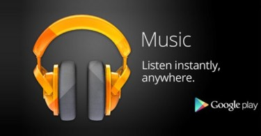 Google Launched Google Play Music Subscription In India At 89INR