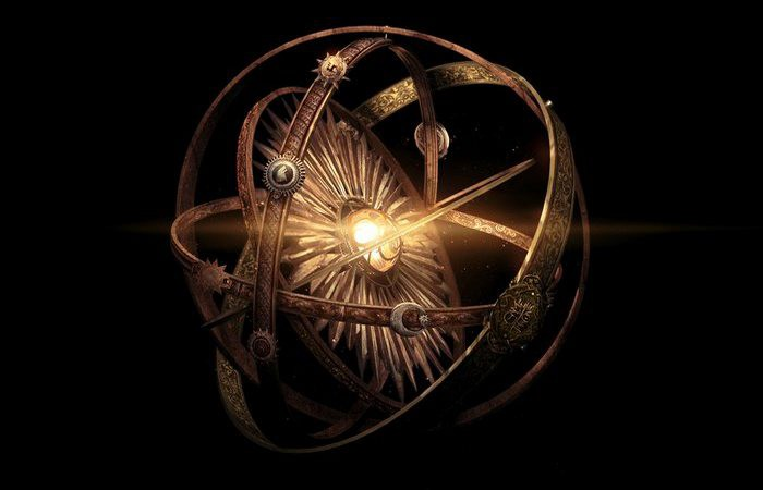 9. armillary sphere.  astronomy, history, incredible, ancestors, facts