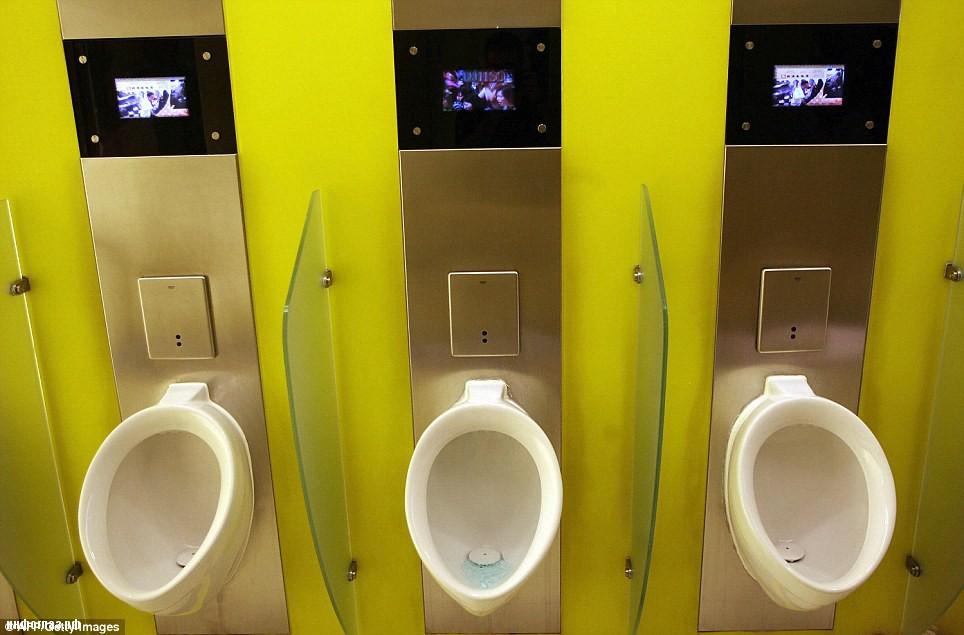 toilets10 Самые креативные туалеты в мире