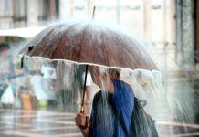 Cod portocaliu de vijelii, ploi torențiale și grindină până miercuri seară. Ce județe vor fi afectate
