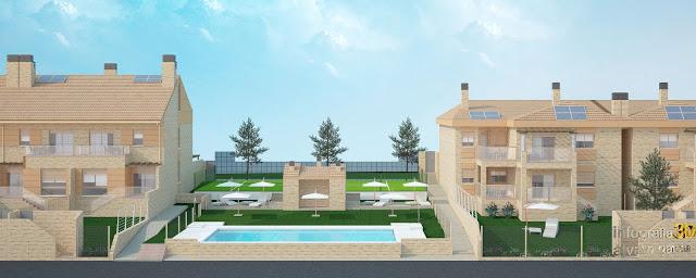 infografia 3d inmobiliaria