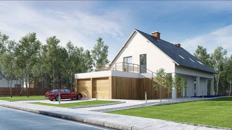 Infografías en 3D para viviendas en construcción