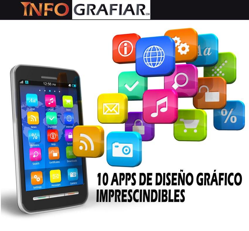 10 apps de diseño gráfico imprescindibles