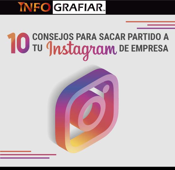 10 consejos para sacar partido a tu Instagram de empresa
