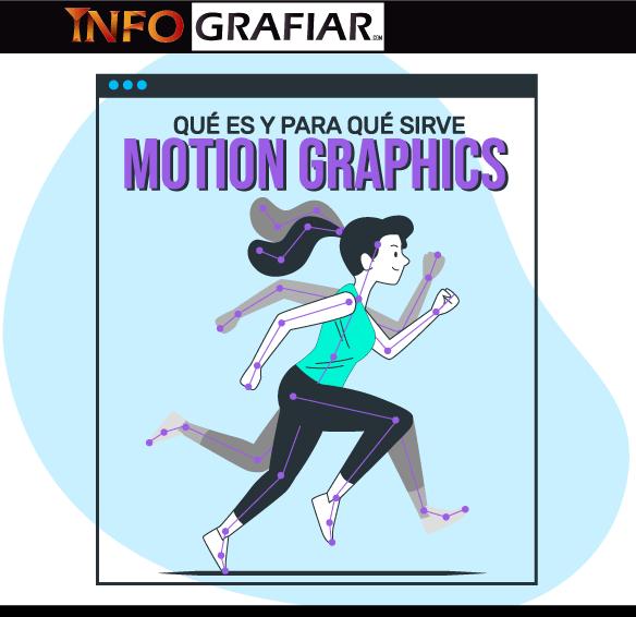 Motion Graphics: Qué es y para qué sirve