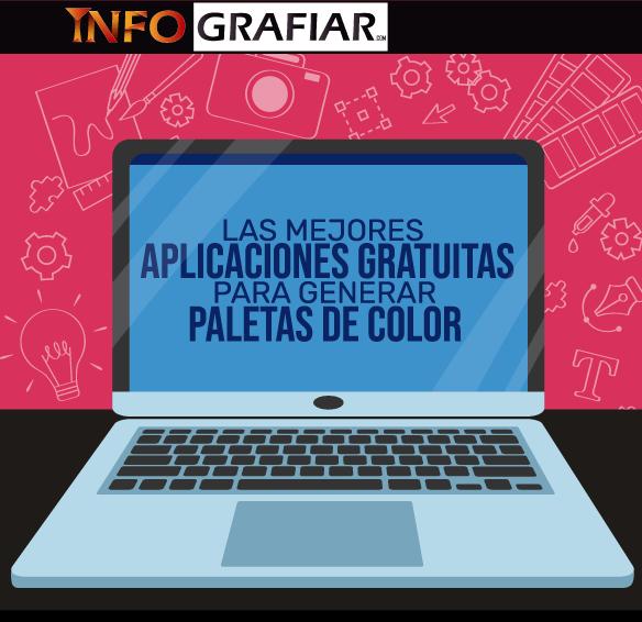 Las mejores aplicaciones gratuitas para generar paletas de color