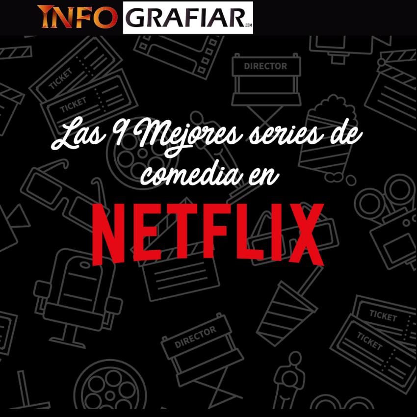 Si no sabes que ver en Netflix esta entrada es para ti