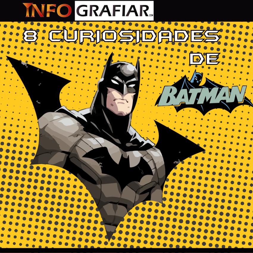 Sorprendentes curiosidades de Batman que (quizás) no sabías