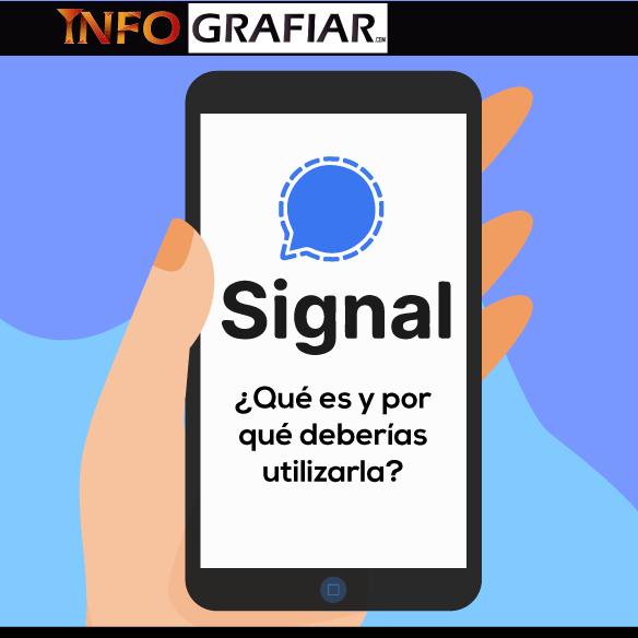Signal: ¿Qué es y por qué deberías utilizarla?