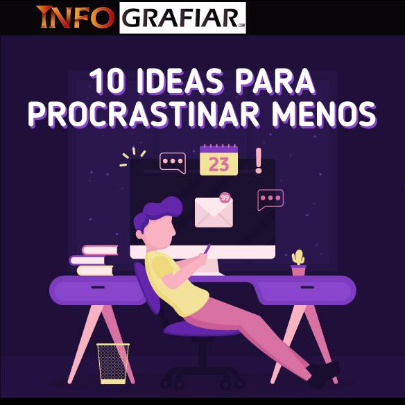 10 ideas para procrastinar menos