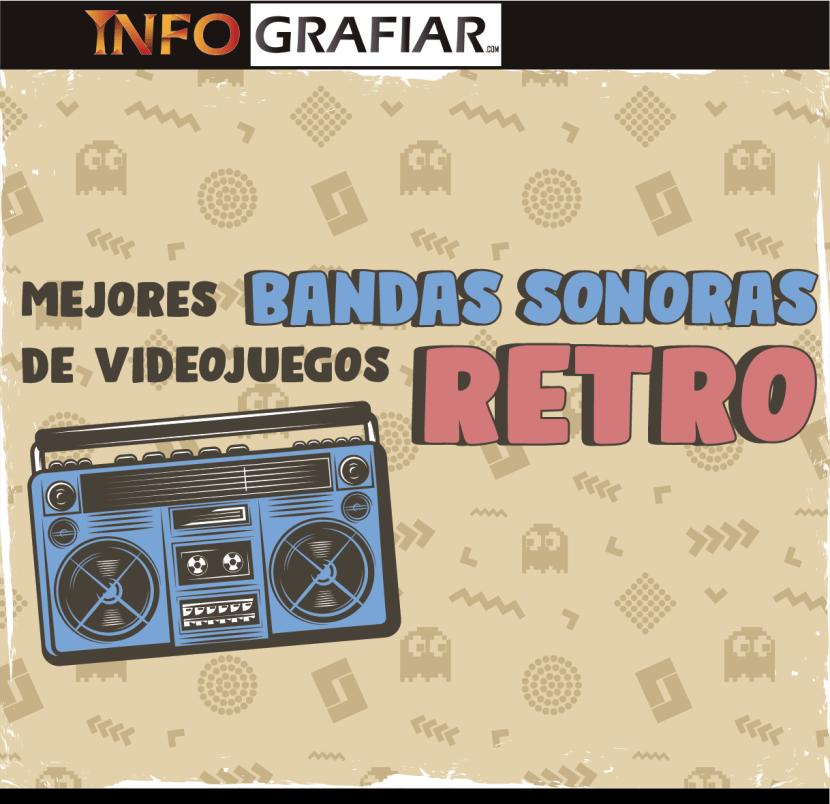 Bandas sonoras de videojuegos retro