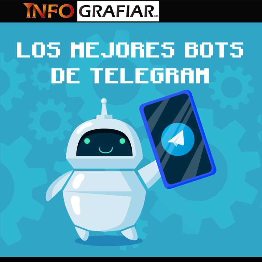 Los 9 mejores bots de Telegram