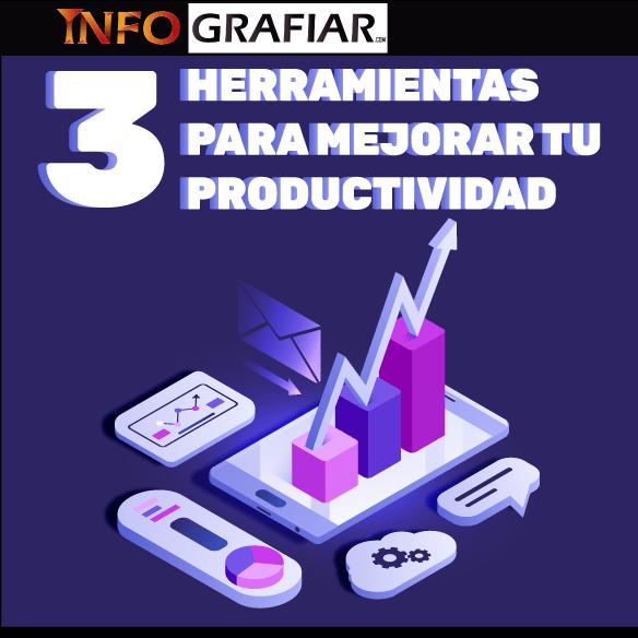 3 Herramientas para mejorara tu productividad