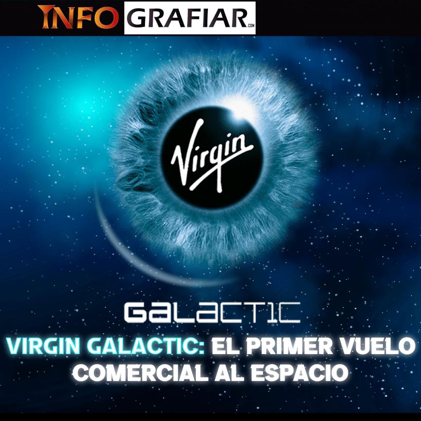 Virgin Galactic: El primer vuelo comercial al espacio