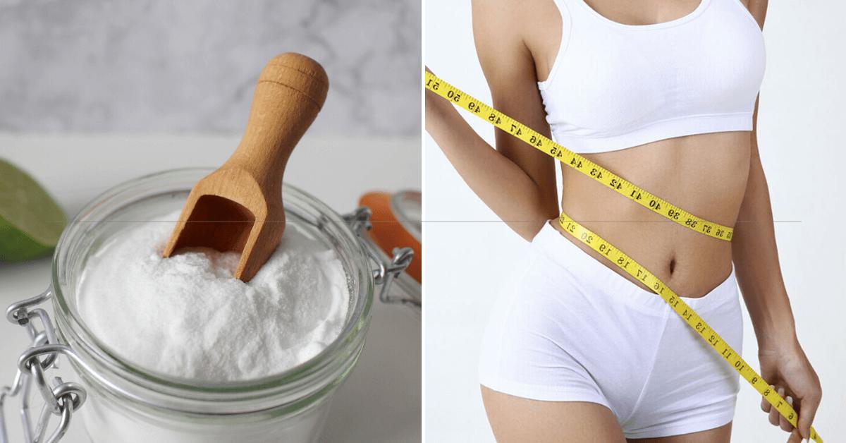 Bajar de peso con bicarbonato de sodio - Infografías de Salud