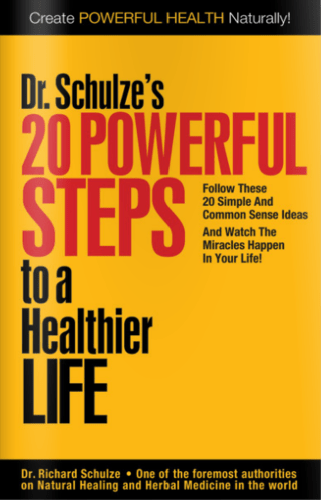 20 Steps to Healthier Living