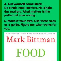 Mark Bittman: 5 Commandments for Better Eating