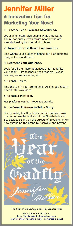 Marketing Your Novel