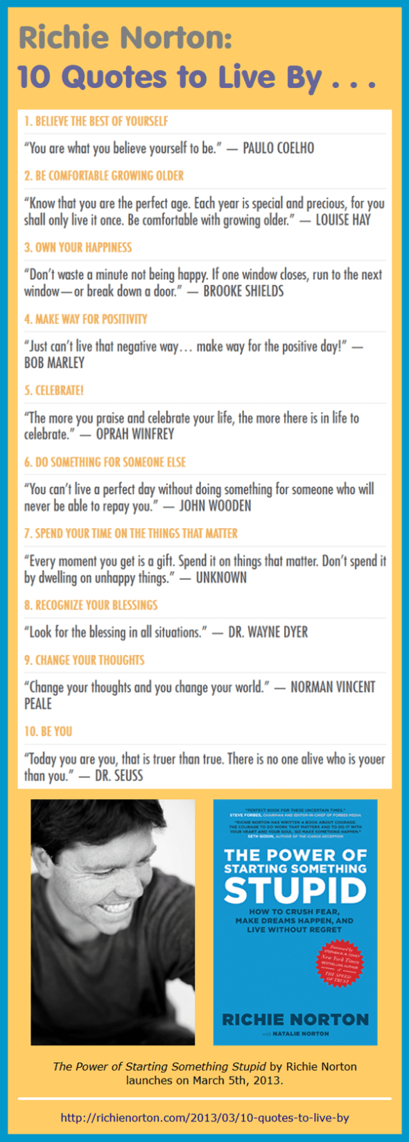 The Power of Stupid - 10 Quotes