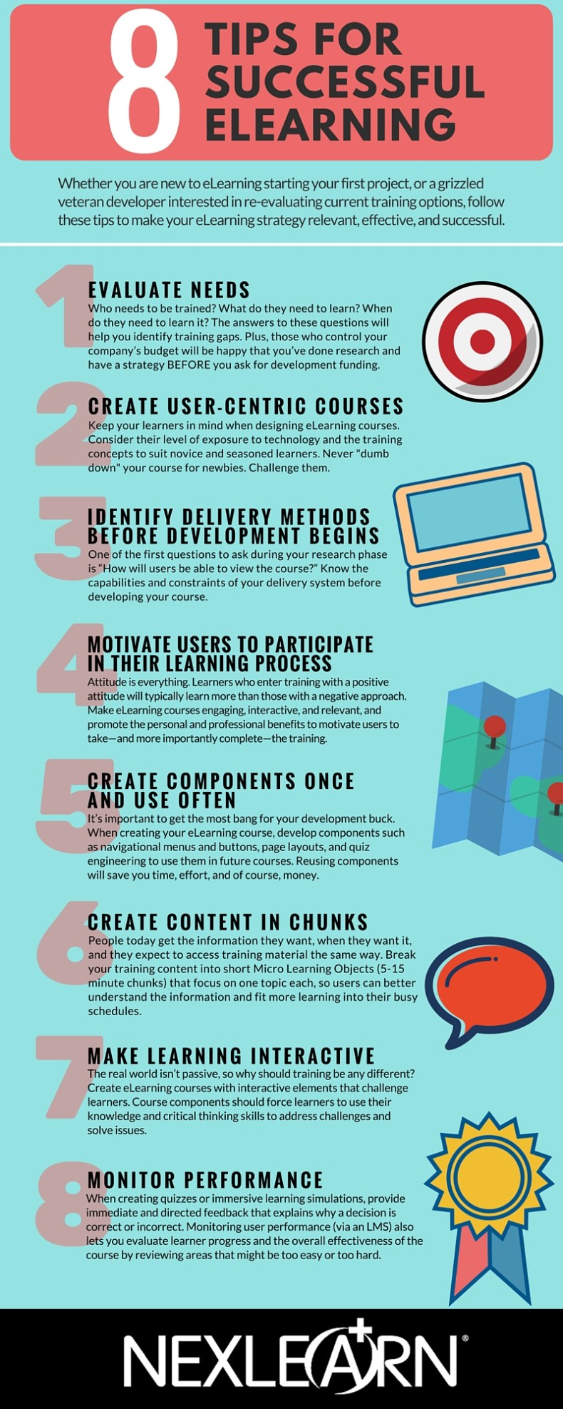 8 Tips For Elearning