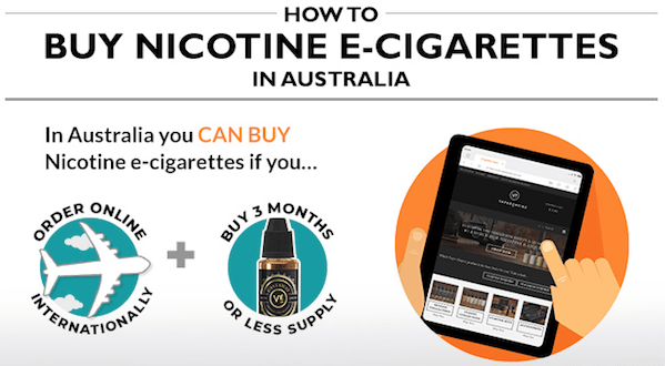 How To Buy Vape With Nic In Australia