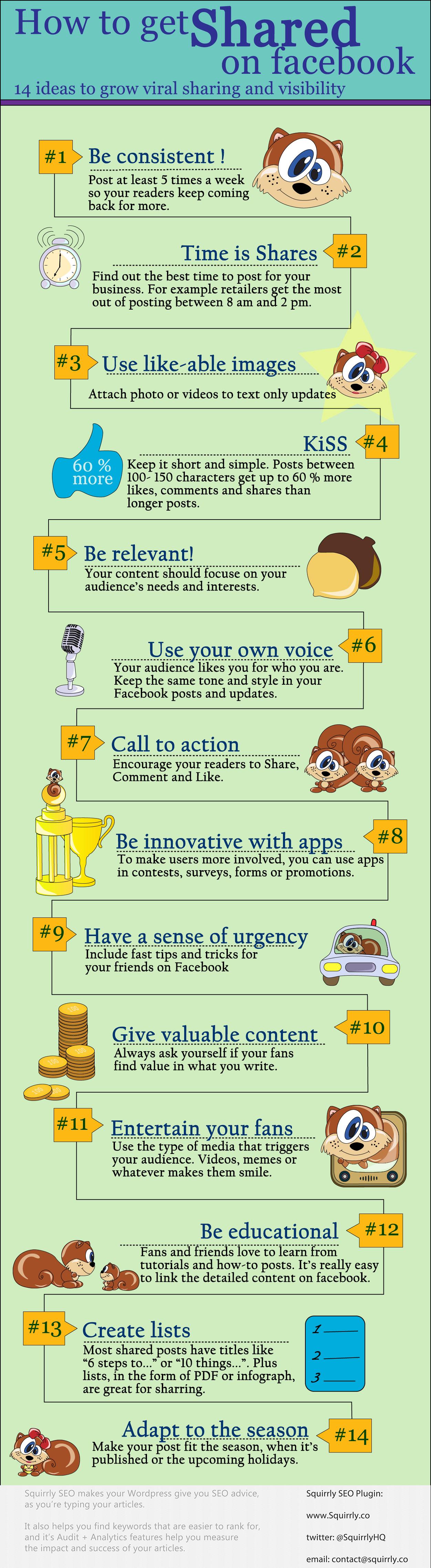14 Seo Tips For Facebook