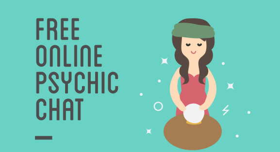 Free Online Psychic Chat INFOGRAPHIC