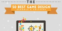 The 50 Best Video Game Design Programs  Infographix Directory