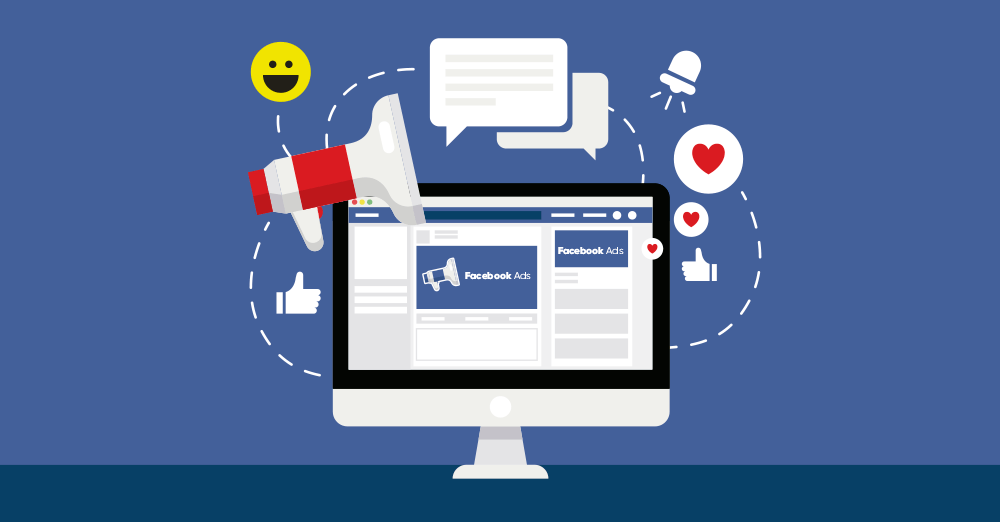 Tipos de anúncios disponíveis no Facebook e Instagram