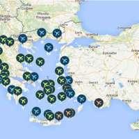 Trabalhadores suspendem greve de 48h nos aeroportos gregos