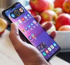 LG G8 ThinQ Price in Nigeria, Specs and Review