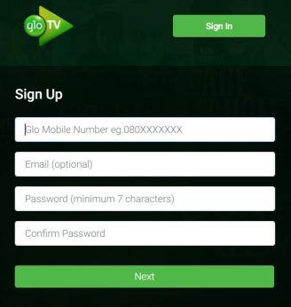 myglotv.com Glo TV