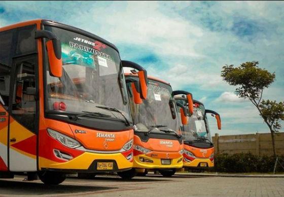 Agen Sewa Bus Pariwisata di Pondok Indah Jakarta