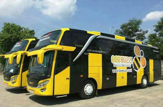 Jasa Rental Bis Pariwisata di Pabuaran Tumpeng Tangerang 4
