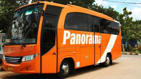 Agen Penyedia Bus Pariwisata Panorama di Sukawangi Cikarang 2