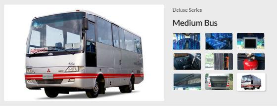 Jasa Sewa Bus Pariwisata White Horse di Kalisari 4