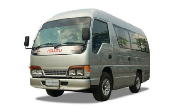 Jasa Rental Bus Pariwisata White Horse di Perwira Bekasi 4