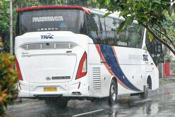 Sewa Bis TRAC di Cikoko