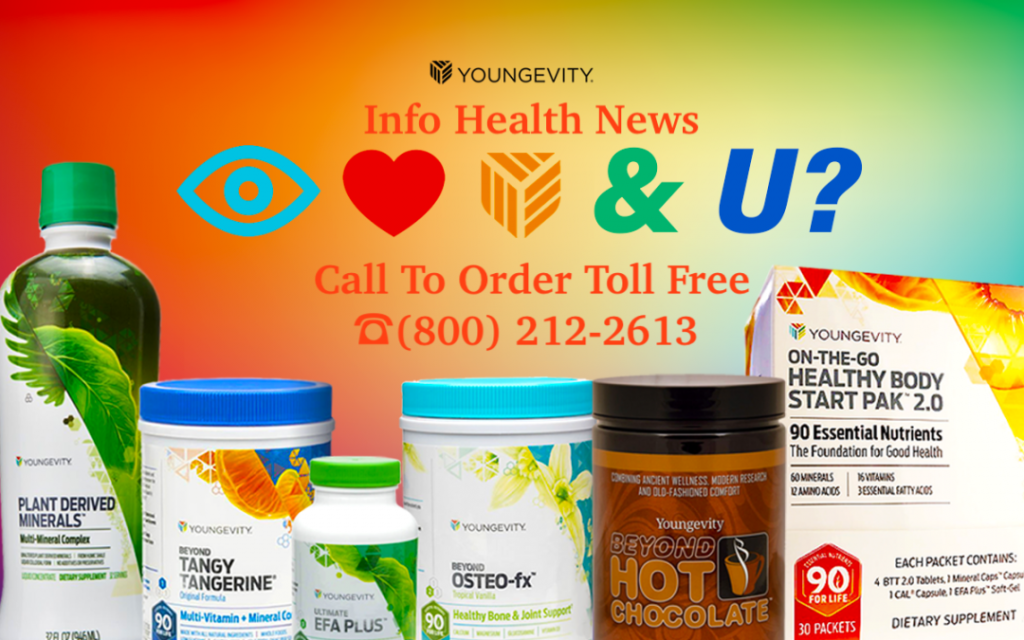 youngevity products on info health news