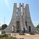 Mausoleul Presedintelui Nkrumah