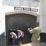 James Fort - inchisoarea sclavilor