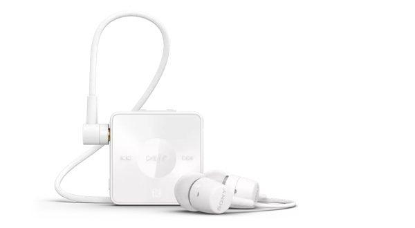 Test des écouteurs Sony avec télécommande Bluetooth/NFC