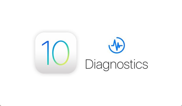 Comment activer le mode diagnostic iPhone et iPad sous iOS