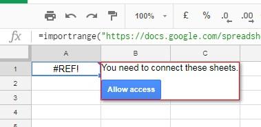 Google Sheets Importrange Function - Basic to Advanced Use Tips