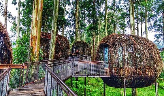 Tempat unik di Bandung