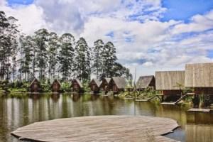 Tiket Masuk Dusun Bambu lembang bandung