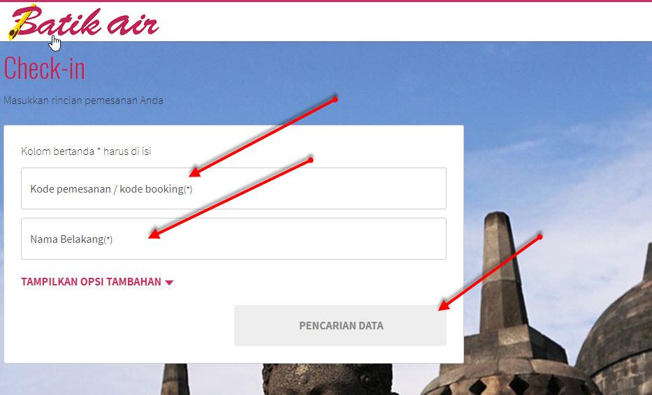 Online-Check-in-Batik-Air